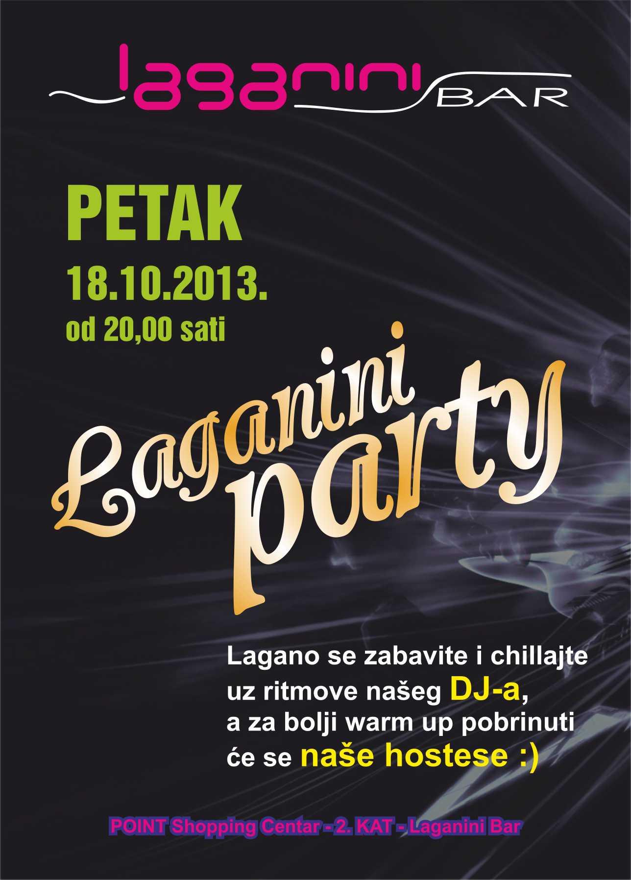 laganini party