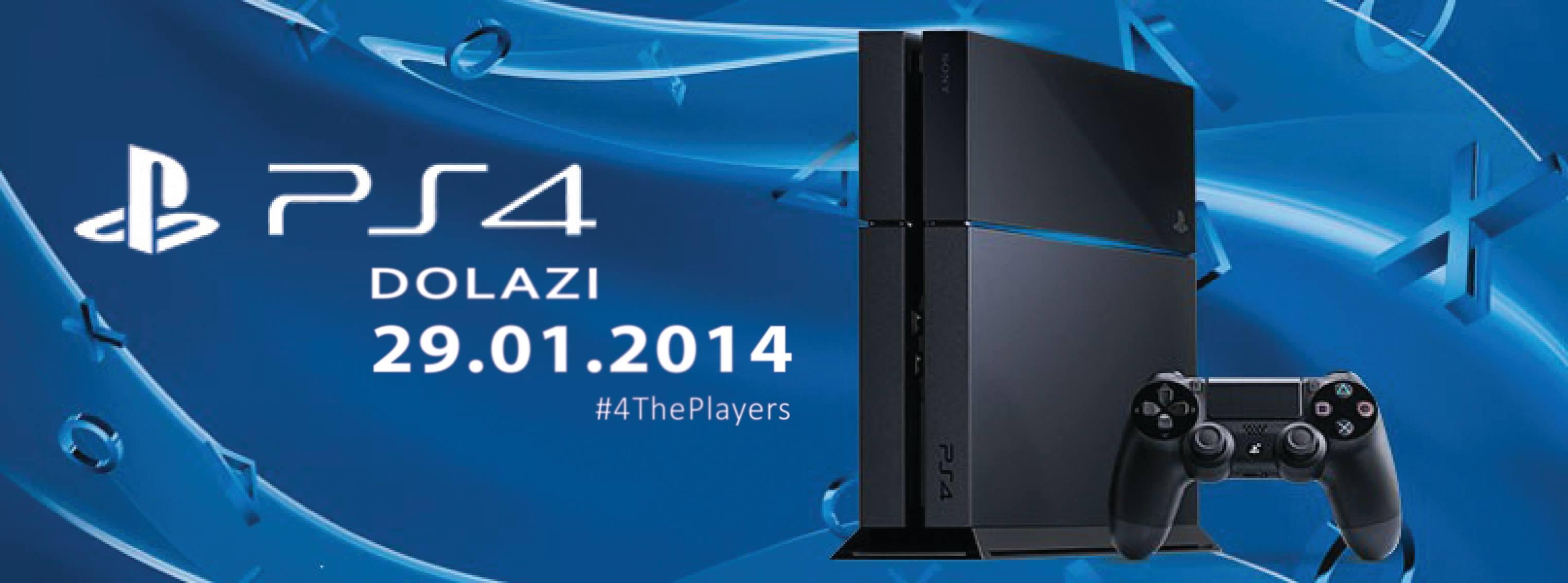 PS4 naslovna