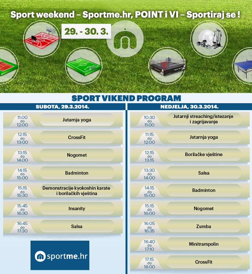 Sportski vikend