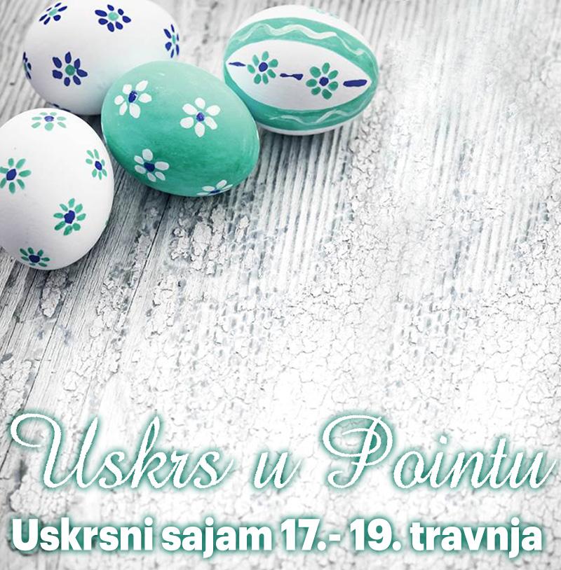 Uskrsni sajam 17.- 19. travnja