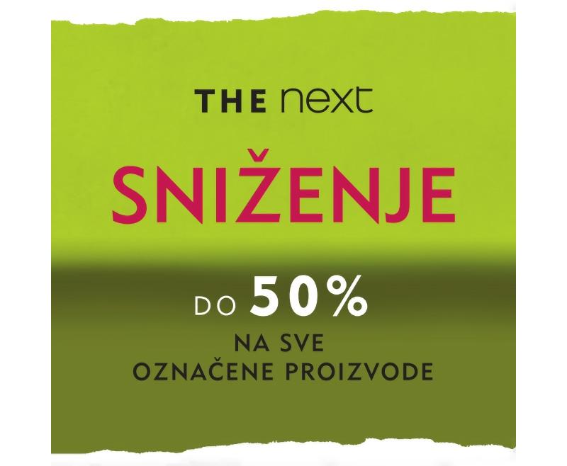 Next ima dobre vijesti i za ljubitelje mode i za ljubitelje sniženja!