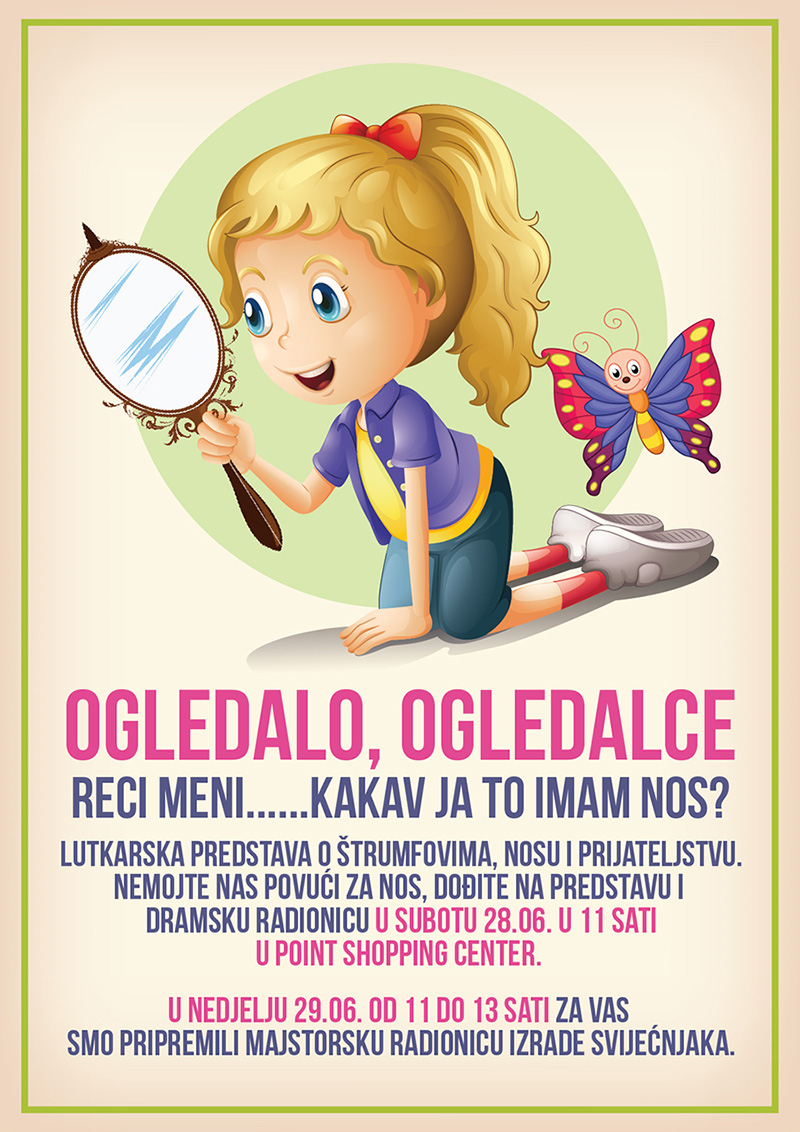 KIDS CLUB i ovog vikenda za najmlađe