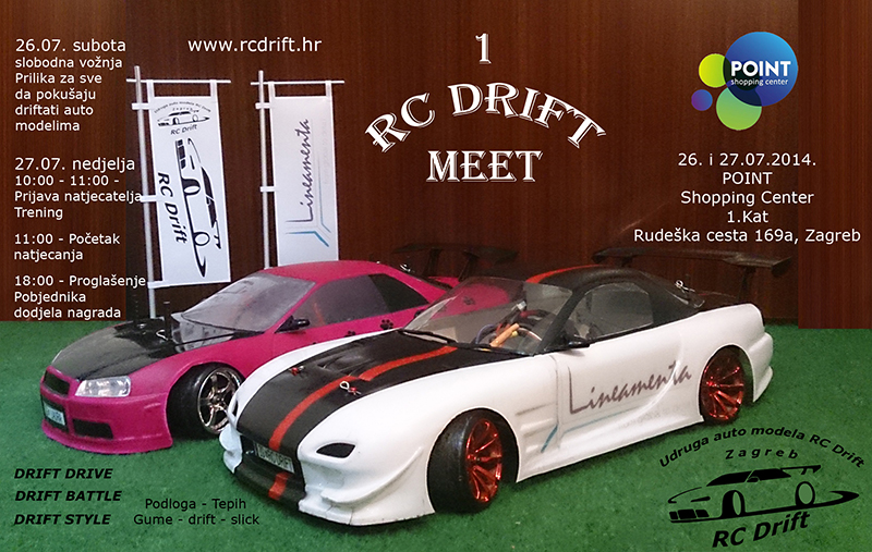 Prvi RC Drift susret