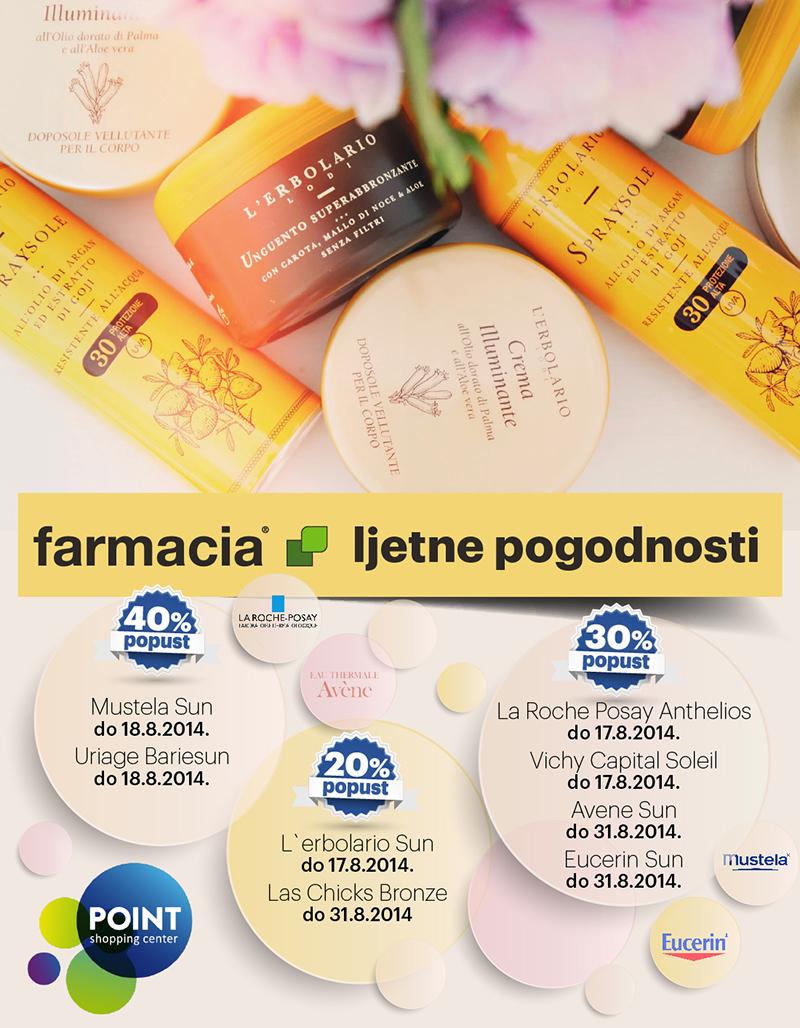 Farmacia ljetne pogodnosti