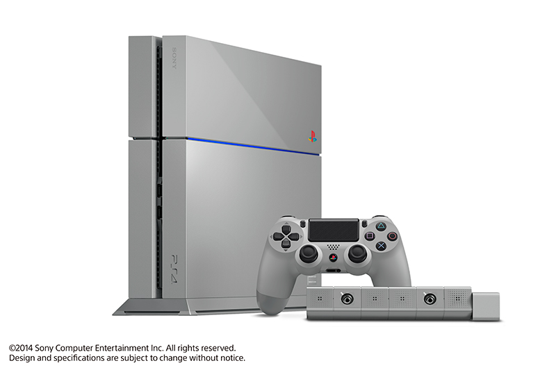 PS4 limited edition od sutra u Pointu