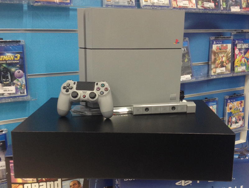 PS4 limited edition je stigao u Point shopping center!