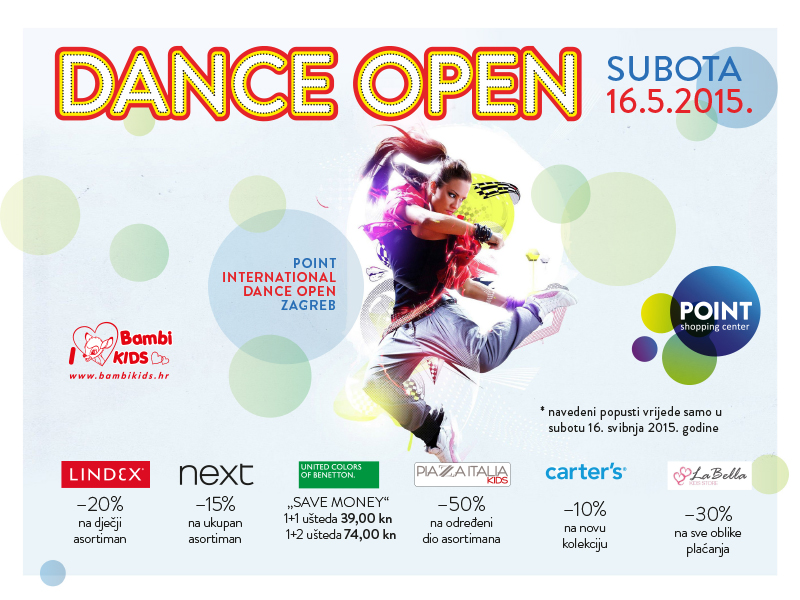 Point International Dance Open Zagreb
