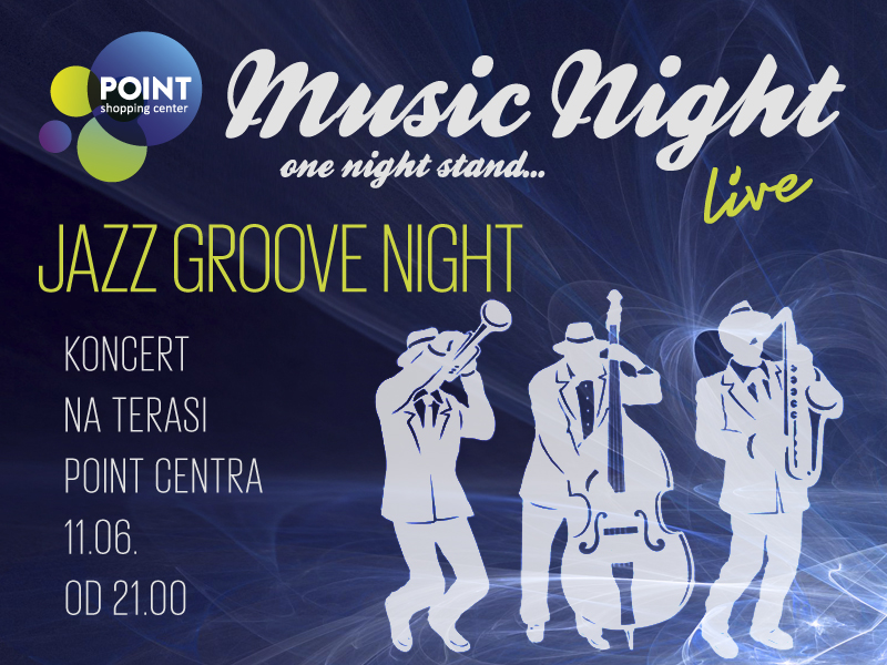 Jazz Groove Night koncert