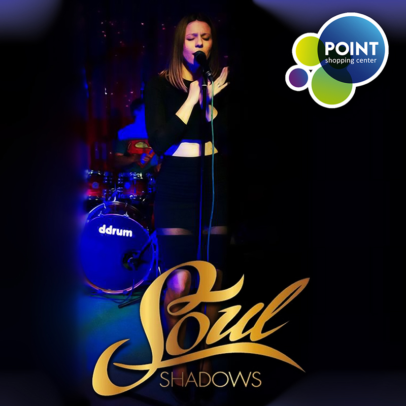Koncert na terasi Pointa - Soul Shadows Acoustic