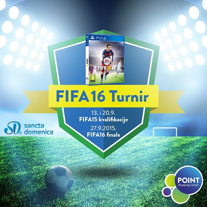 FIFA 2016 turnir