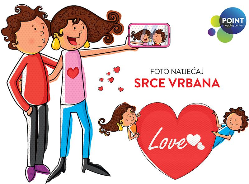 Nagradni foto-natječaj 'Srce Vrbana'