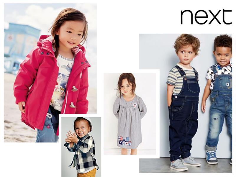 Nova dječja kolekcija u Nextu'