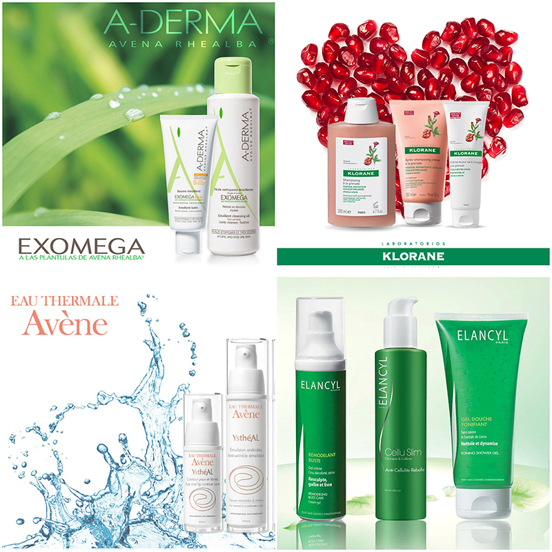 Popust na Avene, A-Derma, Klorane, Ducray i Elancyl kozmetiku