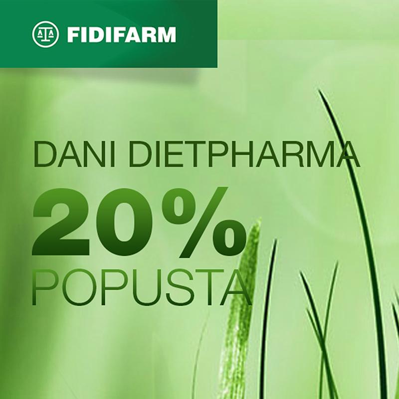 20% popusta na DIETPHARM proizvode