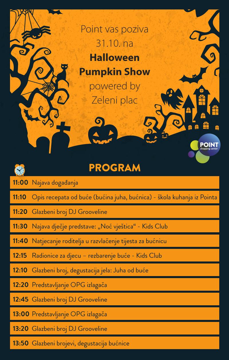 Halloween Pumpkin Show