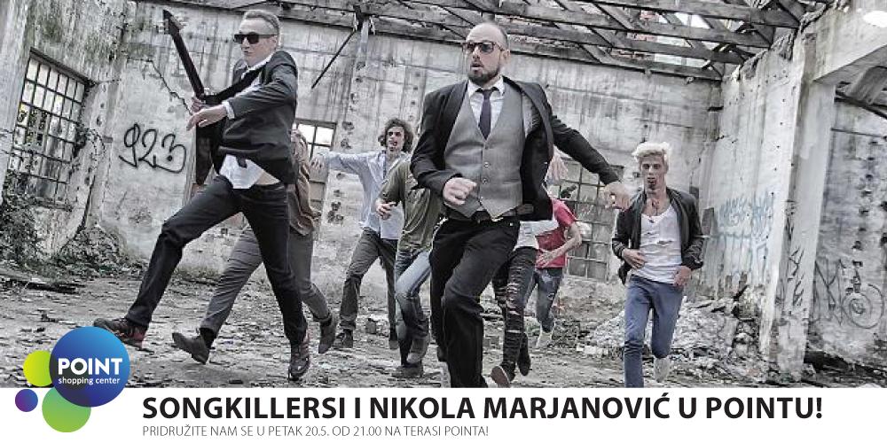 Sonkillersi i Nikola Marjanović u Pointu