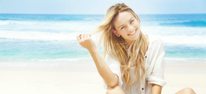 Kako zatititi kosu od sunca