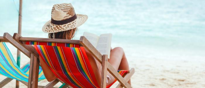 Knjige koje e vam uljepati odmor