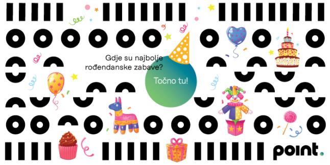 kako proslaviti 16 rođendan POINT Shopping Center kako proslaviti 16 rođendan